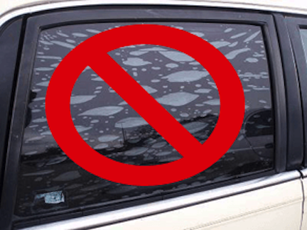 Say NO to Bubbled Tint