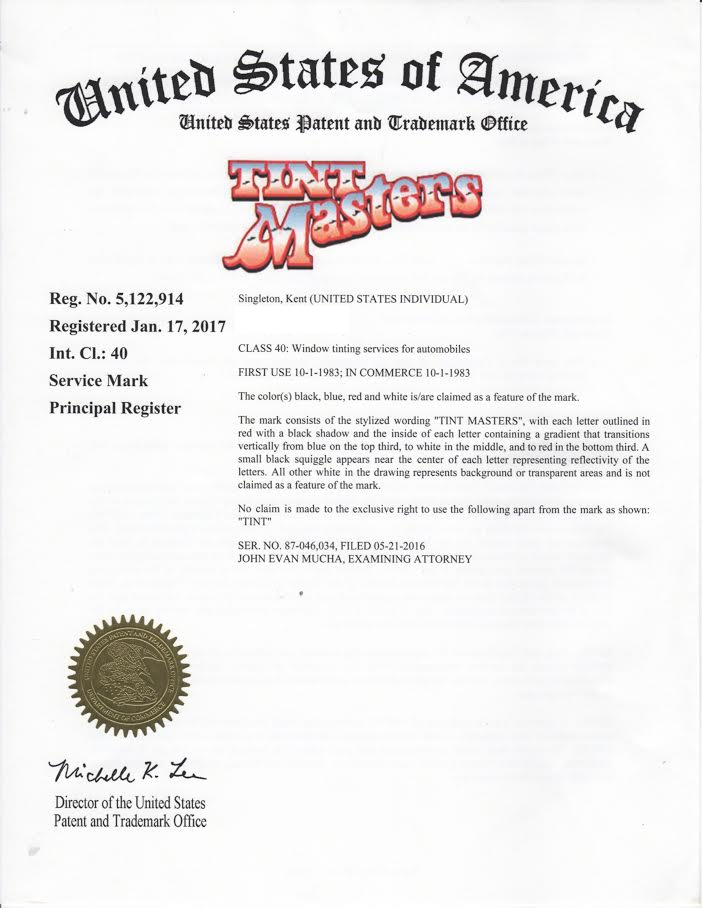 Official Trademark!