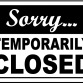 ATTENTION! CLOSED 11/2/18 through 11/12/18